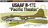 アカデミー 1/72 アメリカ陸軍 航空隊 B-17E 太平洋戦線 プラモデル 12533