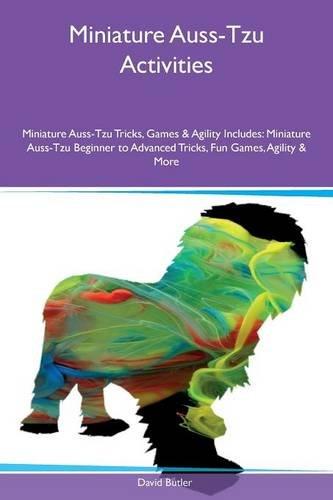 Download Miniature Auss-Tzu Activities Miniature Auss-Tzu Tricks, Games & Agility Includes: Miniature Auss-Tzu Beginner to Advanced Tricks, Fun Games, Agility & More 1526921812