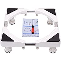 洗濯機 かさ上げ台 高さ調整可能 洗濯機 置き台 防振 防音ドラム式 全自動式問わず ほとんどの洗濯機に合わせて使えます 幅 奥行き45~70cm騒音対策