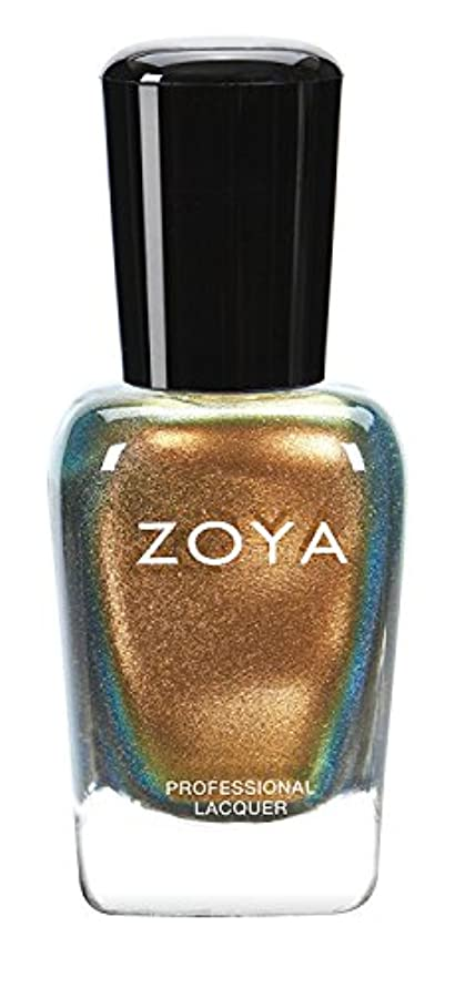 エクステント知事どきどきZOYA ゾーヤ ネイルカラー ZP811 AGGIE アギー 15ml  2015 FLAIR Collection 秋ファッションにピッタリのゴージャスなゴールド パール 爪にやさしいネイルラッカーマニキュア