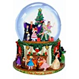 パーティーシーンMusical Snow Globe Plays