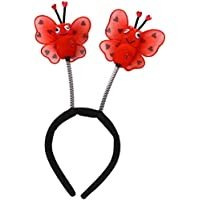 Ladybug Antennae Child てんとう虫の触角?チャイルド?ハロウィン?サイズ:One Size