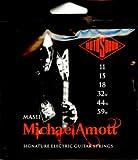 ROTOSOUND ROT-MAS11 MICHAEL AMOTT SIGNATURE SET エレキギター弦×3SET