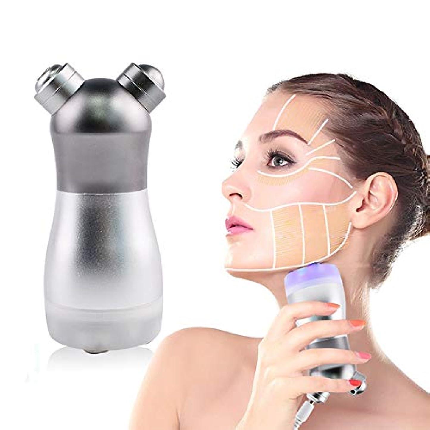 エネルギークルー発表するポータブル光子リンクルホーム用の肌の若返りのための除去フェイスリフトデバイス&ドットマトリクスTonningデバイス?フェイシャルアンチエイジング美容機器