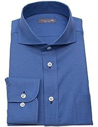 (ドレスコード101)DRESSCODE101(ドレスコード101) 長袖 しわになりにくい綿混ワイシャツ 8サイズ展開