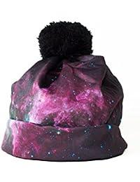 Triangulum Galaxy all-over-print Shelfies冬ビーニー帽子