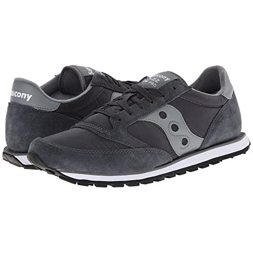 (サッカニー) SAUCONY 靴・シューズ メンズスニーカー Saucony Originals Jazz Low Pro Charcoal/Grey US 9.5 (27.5cm) D
