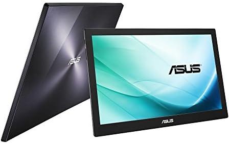 ASUS薄い・軽量、USBで簡単接続 15.6型ワイドモバイルディスプレイ ( IPS / 広視野角178°/ 厚さ8mm / 重さ800g / 1,980×1,080 フルHD / USB3.0 / ノングレア / 3年保証 ) MB169B+