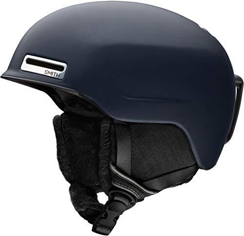 18-19 SMITH (スミス) ヘルメット ALLURE ASIANFIT MATTE PETROL S (55-59) アルーア スノーヘルメット ジ...