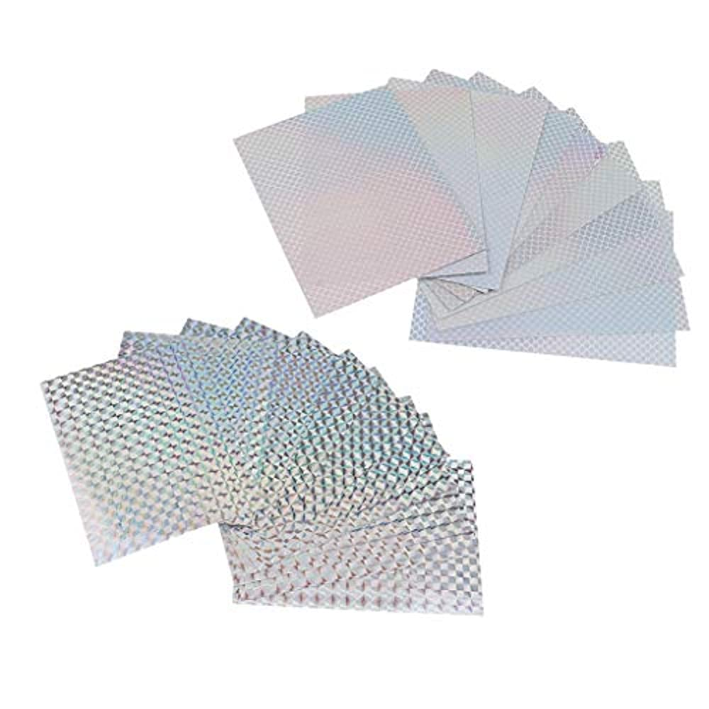 隔離するぎこちないガソリンDYNWAVE 20個 釣りルアーテープ ホログラフィックテープ スポーツ アウトドア
