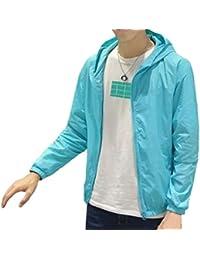 chenshiba-JP メンズライトジャケットジャケット