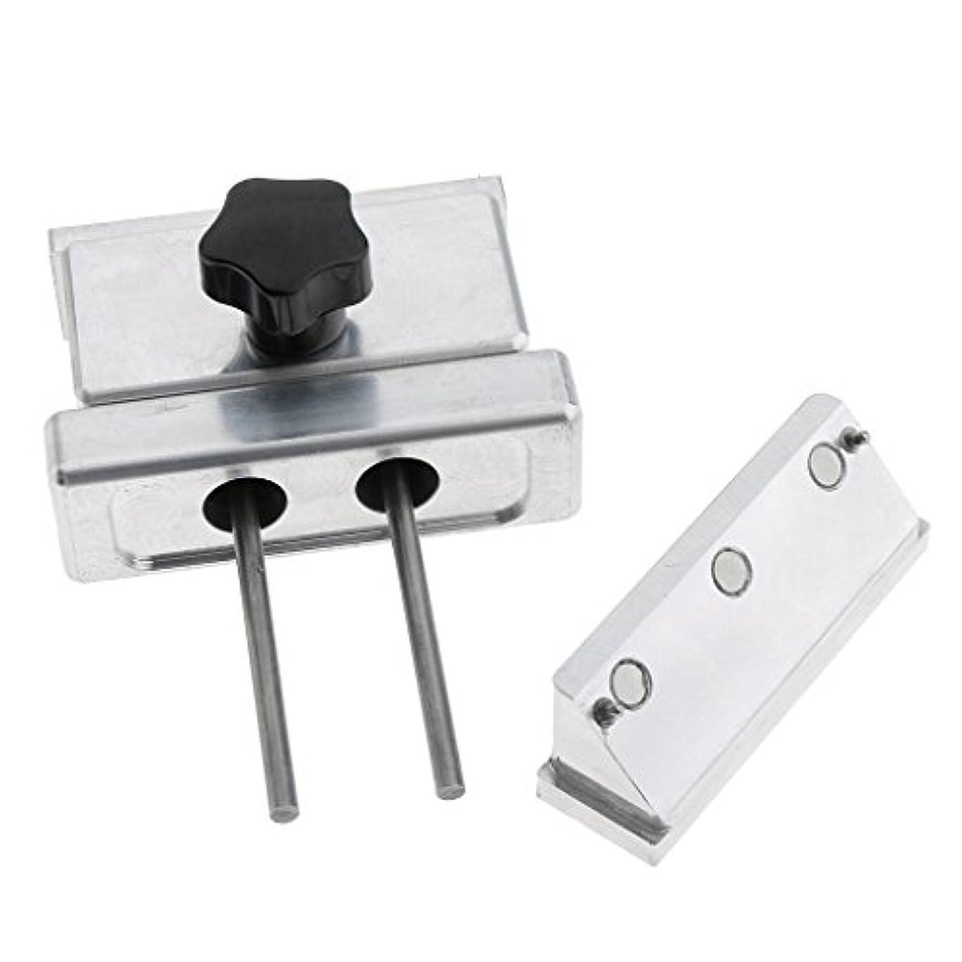 デクリメントオーケストラワークショップCUTICATE 12.1mmチューブのための2つの穴