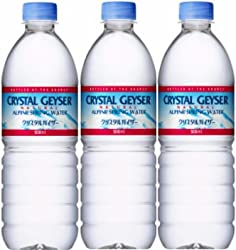Crystal Geyser(クリスタルガイザー) クリスタルガイザー 500ml 24本入り [並行輸入品]