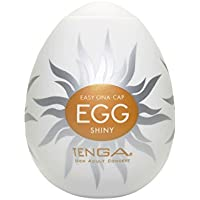TENGA エッグ シャイニー EGG SHINY 【太陽突起のギラギラ刺激】 ハードゲルバージョン