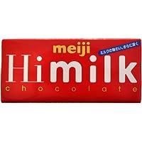 明治 ハイミルクチョコレート 58g×10個