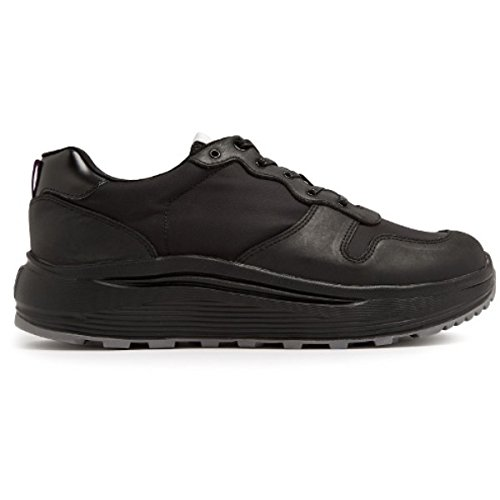 (エイティーズ) Eytys メンズ シューズ・靴 スニーカー Jet low-top leather-trimmed trainers 並行輸入品
