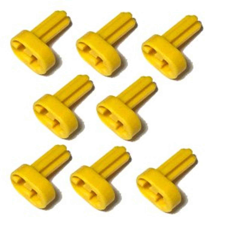 LEGOブロック?純正パーツ<テクニック>Engine Crankshaft (8個, Yellow) [並行輸入品]