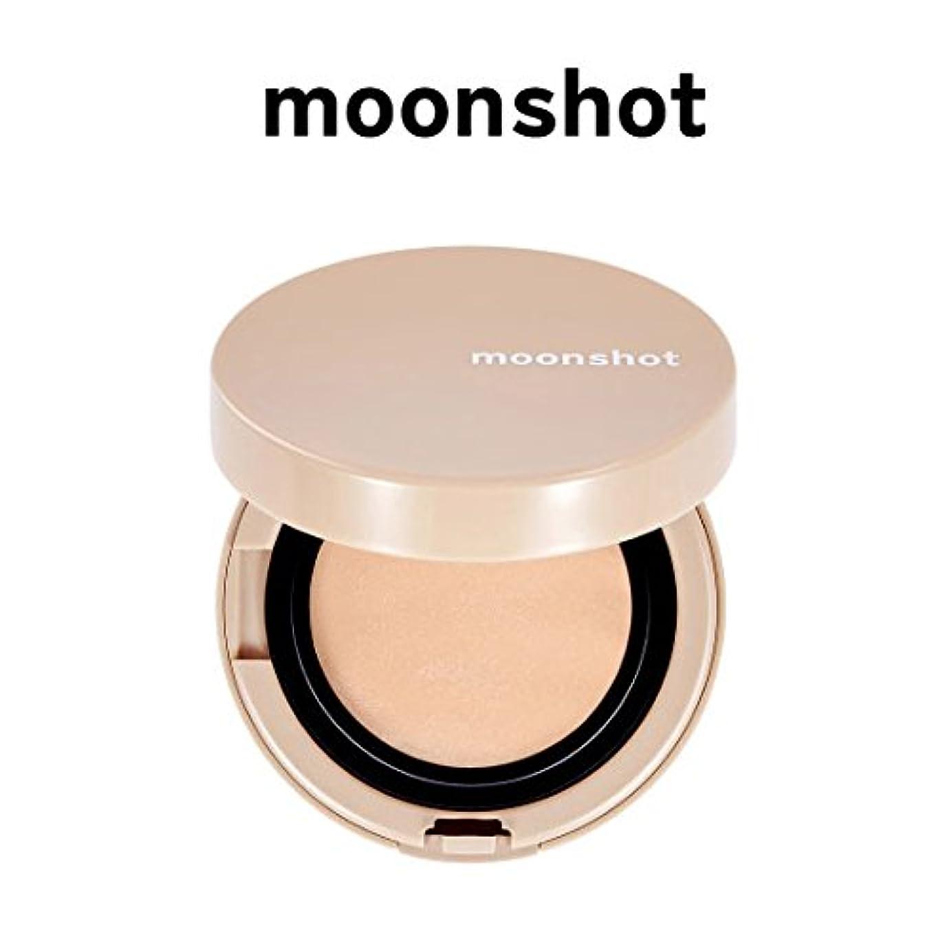 満州酸素バング[MOONSHOT] BLACKPINK クッション SPF 50+PA+++ / Face Perfection Balm Cushion 12g / ムーンショット正品?海外直送品 (#201)