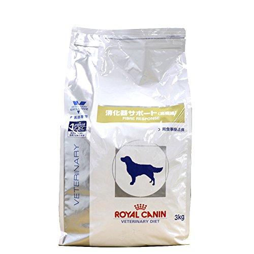 ロイヤルカナン 療法食 消化器サポート高繊維 犬用 ドライ 3kg