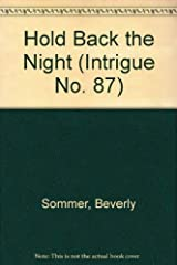 Hold Back The Night Paperback