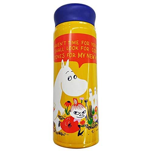 ムーミン ステンレスボトル お花畑 MMLC3309