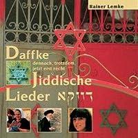 Daffke:Jewish Songs