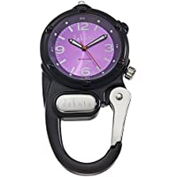 Dakota Watch Company Mini Clip with Microlight Dial