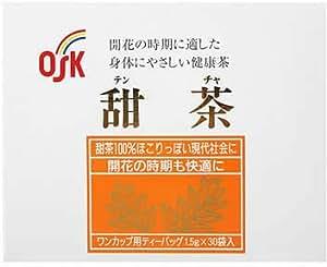 OSK ワンカップ用 甜茶 1.5g×30P