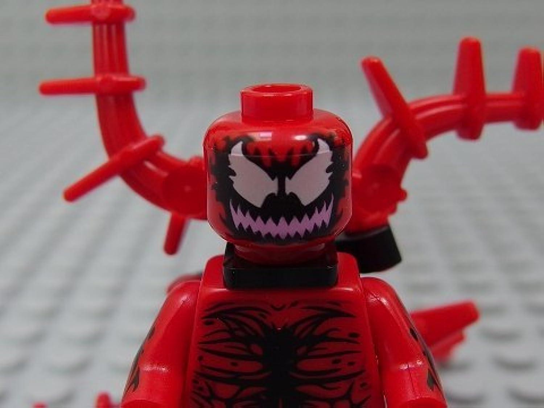 レゴ ミニフィグ【スーパーヒーローズ 187】 Carnage_A