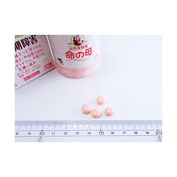 【第2類医薬品】命の母A 420錠の紹介画像5