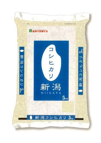 ミツハシライス 新潟県産コシヒカリ 5Kg
