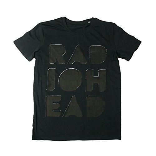 RADIOHEAD - LOGO/ T-シャツ/ メンズ 【公式 / オフィシャル】