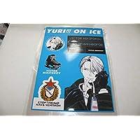 ユーリ on ICE ヴィクトル 描き下ろしステッカー ポストカード 一挙劇場上映 2週目 入場者特典 MAPPA展 限定