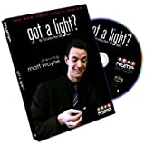 Got A Light? by Matt Wayne - DVD By The New York Magic Project Inc. [並行輸入品]