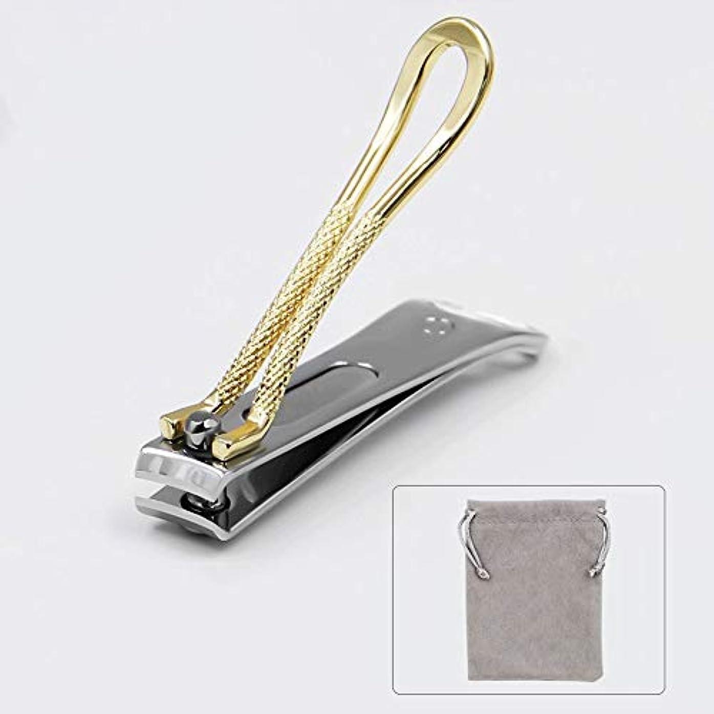 拳虐殺ナビゲーションネイルクリッパーセット、爪&足の爪切り、大人のための耐久性のある鋭いステンレス鋼のネイルカッター Blingstars