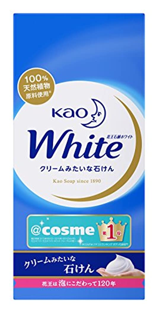 地球仕事テンション花王ホワイト 普通サイズ 6コ箱