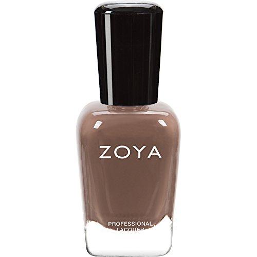 ZOYA ゾーヤ ネイルカラーZP743 Chanelle シャネル 15ml Naturel DEUX(2) Collection アーモンドクリーム マット 爪にやさしいネイルラッカーマニキュア
