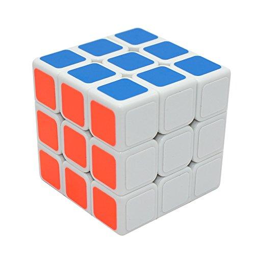 [해외]2EYOU 매직 큐브 속도 큐브 3 × 3 × 3 세계 기준 색 ver.2.0 부드럽게 회전 경기 전용 입체 퍼즐 (6면 완성 공략 부)/2EYOU Rubik`s Cube Speed ??Cube 3 × 3 × 3 World Standard Coloring Ver.2.0 Smooth Rotation Competition 3 Dimensional P...