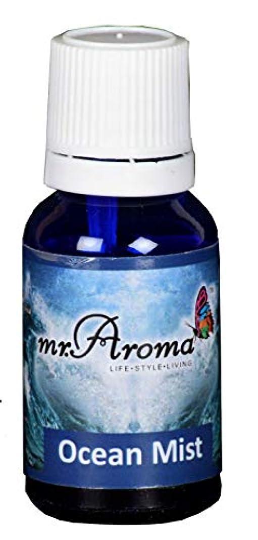 吸収の前でビルダーMr. Aroma Ocean Mist Vaporizer/Essential Oil