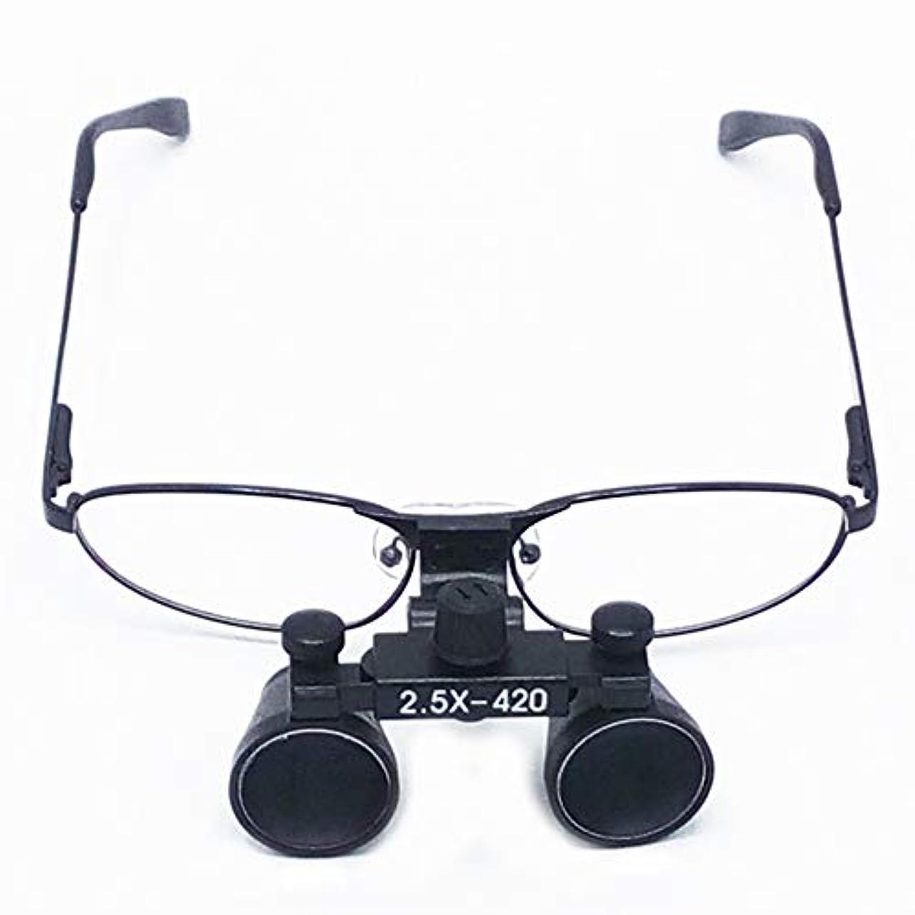 結紮ブランド成熟クラシック外科医療2.5X拡大鏡
