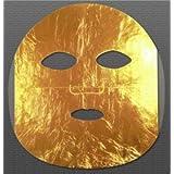 【金箔 マスク】黄金の美顔パック ネフェルティ【日本製】