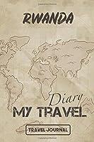 Rwanda Travel Diary: My personal Trip Diary | Rwanda Edition | Up to 120 Days