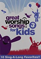 Great Worship Songs for Kids 3 [DVD] [Import]