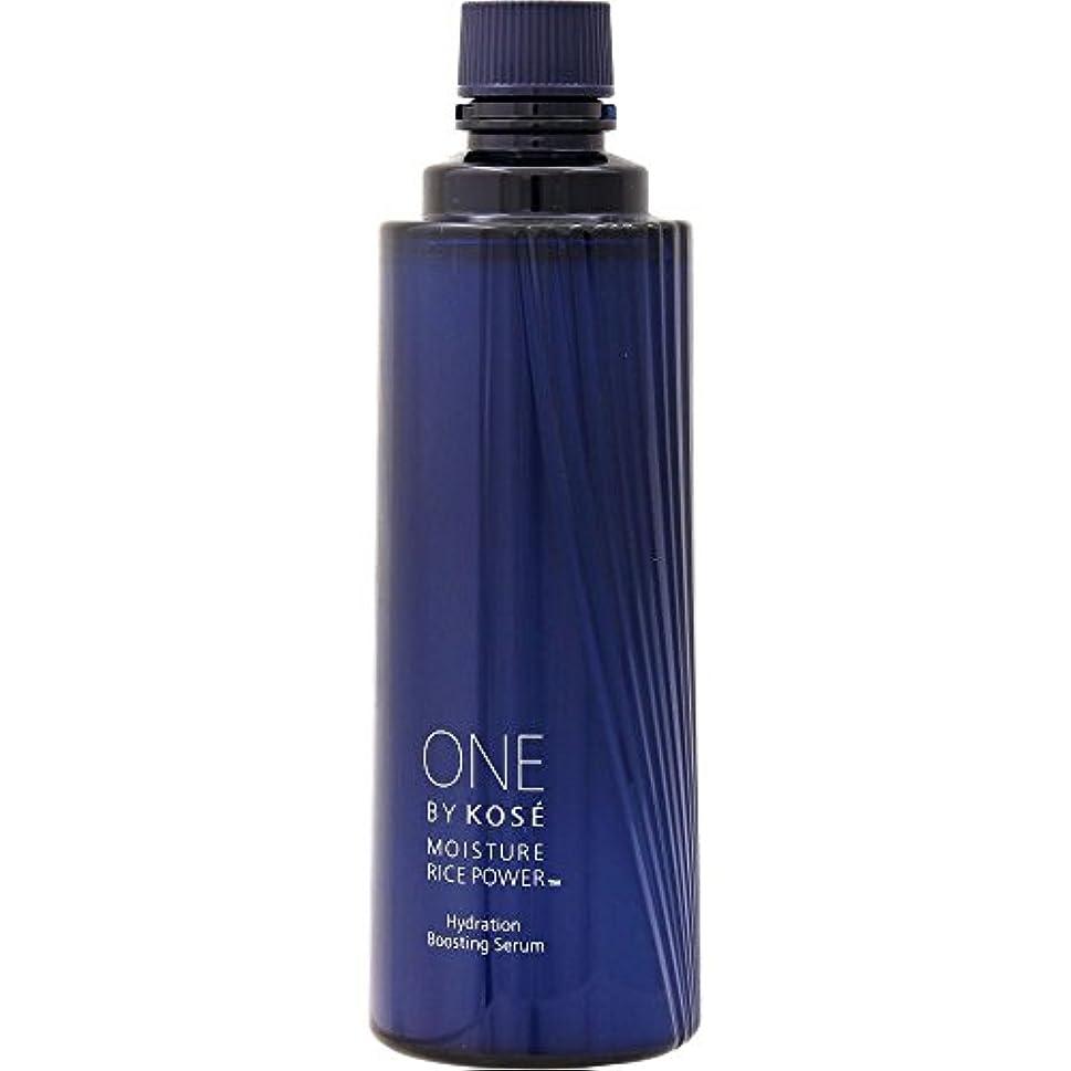 シャー車酸素ONE BY KOSE(ワンバイコーセー) [医薬部外品] ONE BY KOSE 薬用保湿美容液 ラージ (付けかえ用) 単品 120mL