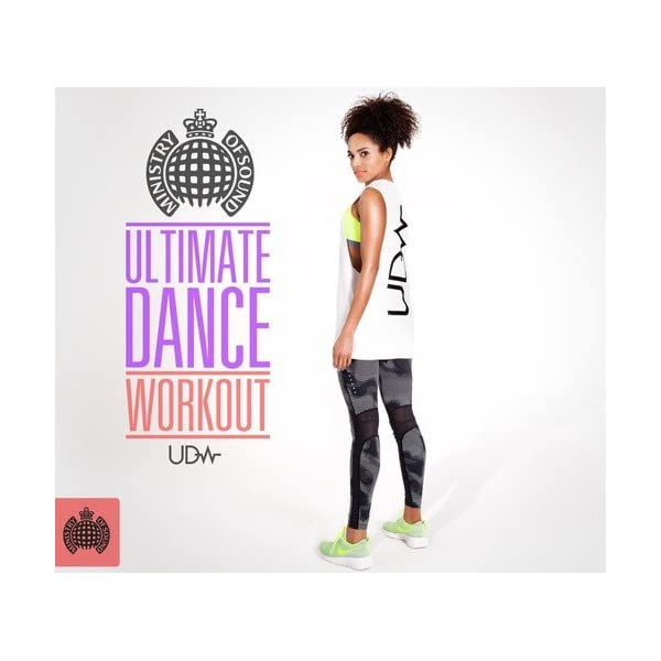 Ultimate Dance Workoutの商品画像