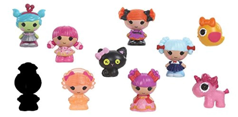 輸入ララループシー人形ドール Lalaloopsy Tinies Style 3 Doll (10-Pack) [並行輸入品]