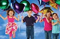 "Premium Magic Balloon Wand Clear 20"" by Mayflower"
