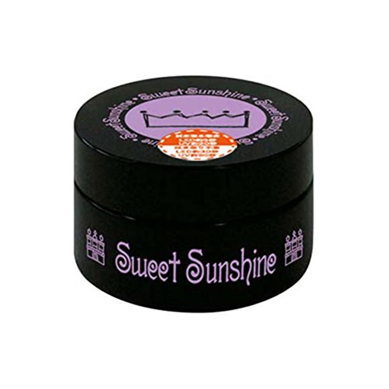 スウィートサンシャイン ジェルネイル 最速硬化LED対応  グロストップジェル 4g