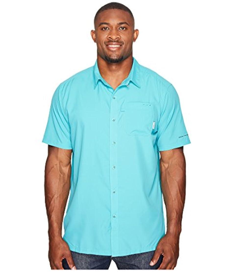 支配するそうボイドコロンビア トップス シャツ Big & Tall Slack Tide Camp Shirt Miami [並行輸入品]