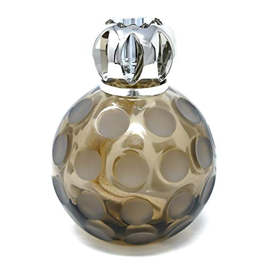 危険百年ただやるMaison Berger | Lamp Bergerモデル球| Smoky | ホームフレグランスディフューザー | 浄化と香水 | 5x3x3.5インチ | フランス製